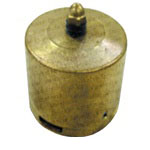 X 221441 - Bronze Versabox Mount for TrellisSolare Fixtures