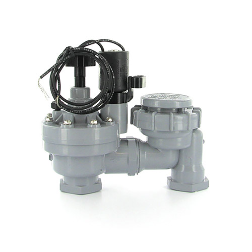 Irritrol 2711APR - 3/4 inch Anti-Siphon Control Valve w/Flow Control  & Stainless Screw Top