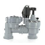 Irritrol 2713APR - 1 inch Anti-Siphon Control Valve w/Flow Control  & Stainless Screw Top