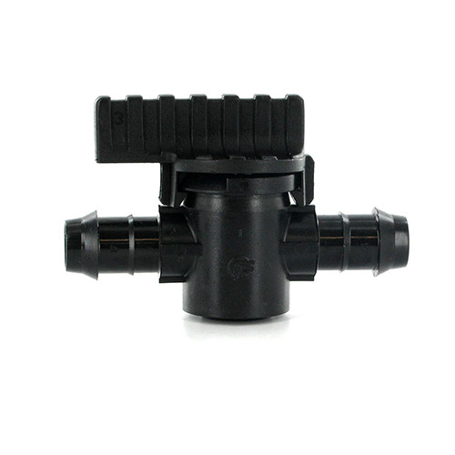 DIG 28-007 1/2 in. Barb .600 ID Inlet/Outlet Shut-Off Ball Valve (17 mm)