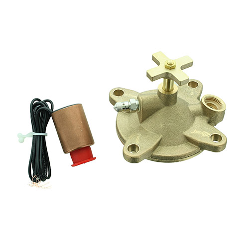 COVER ASSEMBLY 1.0 & 1.25 2000, 2010 GRISWOLD VALVE