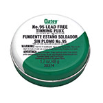 Oatey 30374 No. 95 Lead Free Tinning Flux (1.7 oz.)