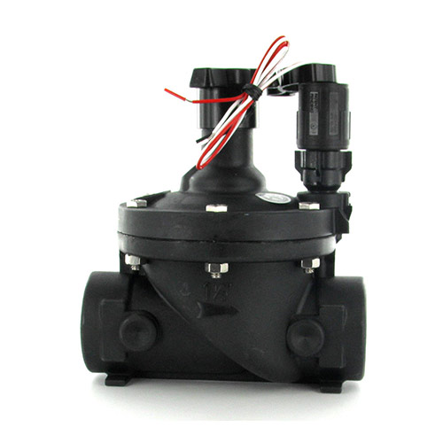 DIG 305DC-150 1-1/2 in. FPT Valve and Solenoid with Flow Control
