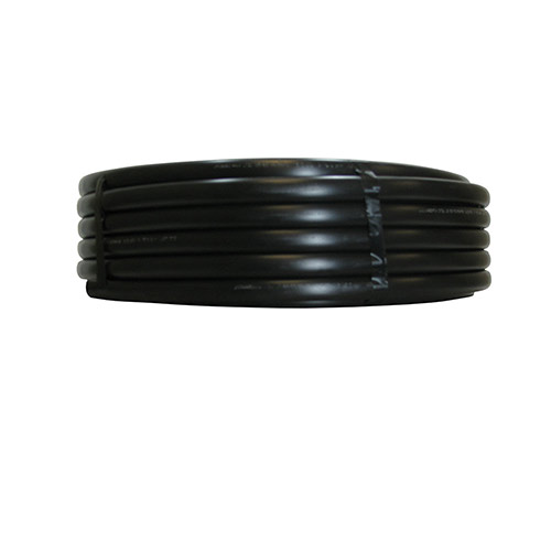 DIG 31-010 Black 1/2 in. Polyethylene Distribution Tubing (100 ft.)