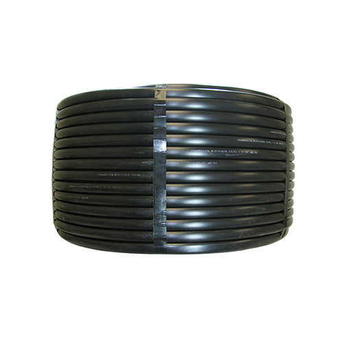 31-012 Black 1/2 in. Polyethylene Distribution Tubing (500 ft.)