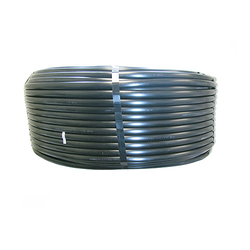 DIG 31-013 Black 1/2 in. Polyethylene Distribution Tubing (1000 ft.)