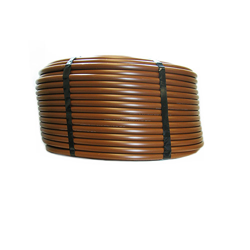 DIG 31-018B Brown 1/2 in. Polyethylene Distribution Tubing (500 ft.)