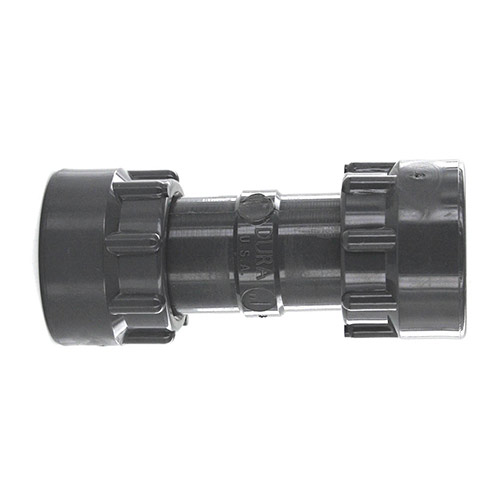 329-010 - 1 inch Swivel x Swivel Coupler