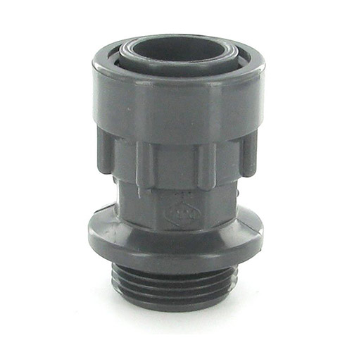 "332-010 - Dura 1"" Adapter Swivel / O-Ring MPT"