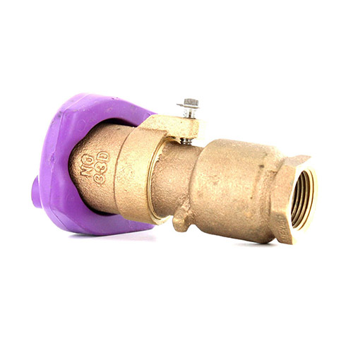 Rain Bird 33DNP 3/4 in. Quick Coupling Valve with Non-Potable Cover