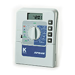 K-Rain 3506 - 6 Station 110 Volt RPS 46 Mini Controller with External Transformer