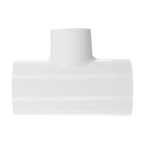401-211 - PVC Reducing Tee 1-1/2 (slip) x 1-1/2 (slip) x 1 (slip)