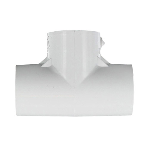 402-007 - PVC Combination Tees ¾ (slip) x ¾ (slip) x ¾ (fpt)