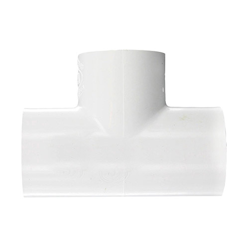 402-010 - PVC Combination Tees 1 (slip) x 1 (slip) x 1 (fpt)