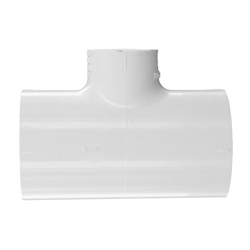 402-167 - PVC Combination Tees 1¼ (slip) x 1¼ (slip) x ¾ (fpt)