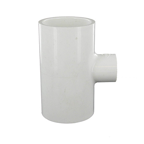 Spears 402-209 - 1-1/2 inch slip x 1-1/2 inch slip x 1/2 inch fpt PVC Combination Tee