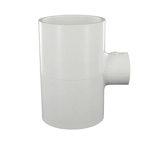Spears 402-248 - 2 inch slip x 2 inch slip x 3/4 inch fpt PVC Combination Tee