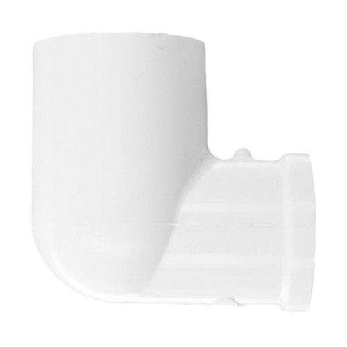 406-101- 3/4 inch slip x 1/2 inch slip PVC Reducing Elbow
