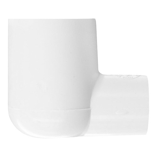 406-130 - 1 inch slip x 1/2 inch slip PVC Reducing Elbow