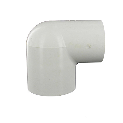 Dura 406-251 - 2 inch slip x 1-1/2 inch slip PVC Reducing Elbow