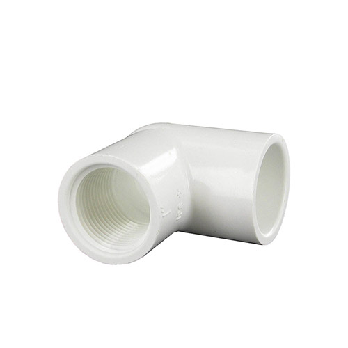 Spears 407-010 - 1 inch slip x 1 inch fpt PVC Combination Elbow