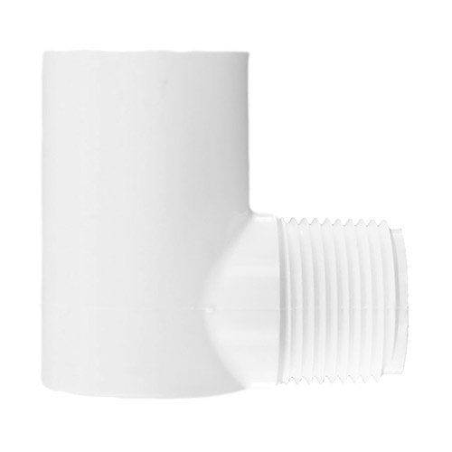 Spears 410-007 - 3/4 inch slip x 3/4 inch mpt PVC Street Elbow