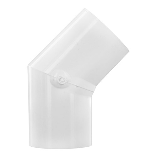 Spears 417-005 - PVC 45 Elbow 1/2 (slip)