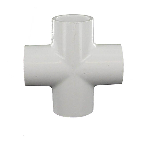 Spears 420-007 - 3/4 inch slip PVC Cross