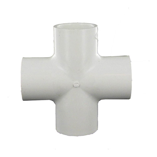 Spears 420-010 - 1 inch slip PVC Cross