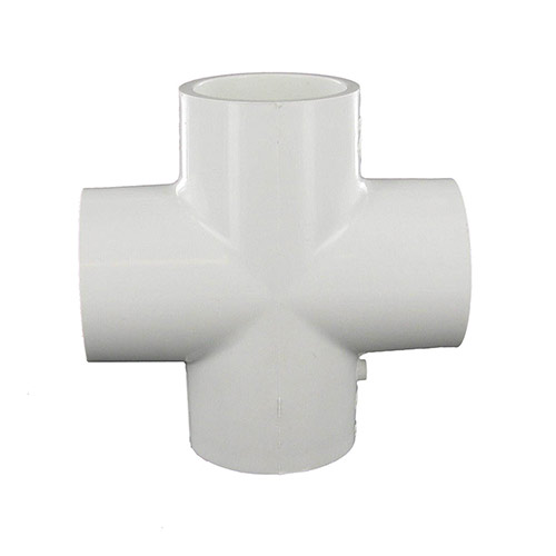 Spears 420-012 - 1-1/4 inch slip PVC Cross