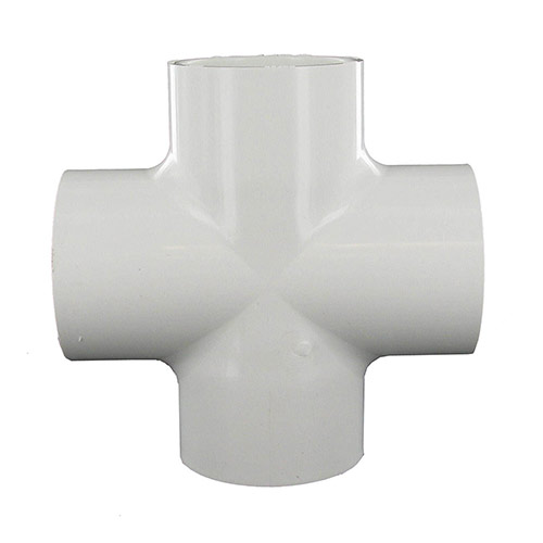 Spears 420-020 - 2 inch slip PVC Cross