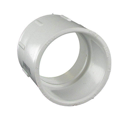 Spears 435-020 - 2 inch slip x 2 inch fpt PVC Female Adapter