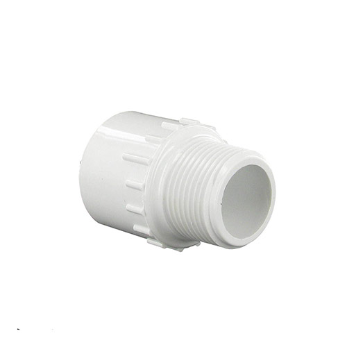 Spears 436-010 - 1 inch slip x 1 inch mpt PVC Male Adapter