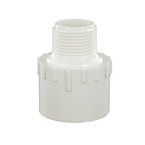Spears 436-102 - 1 inch slip x 3/4 inch mpt PVC Male Adapter