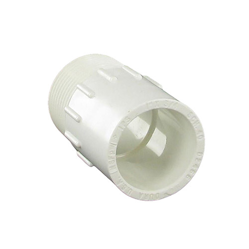 Spears 436-131 - 3/4 inch slip x 1 inch mpt PVC Male Adapter
