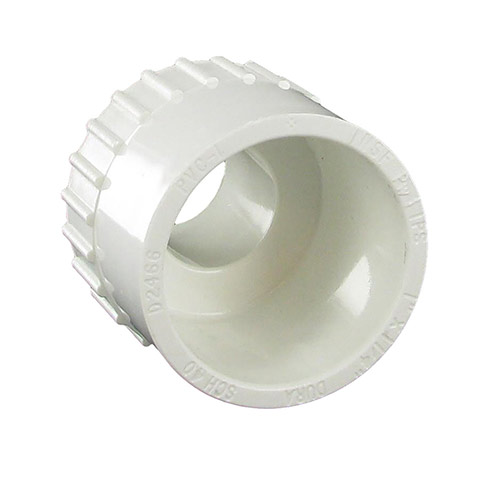 Spears 436-132 - 1-1/4 inch slip x 1 inch mpt PVC Male Adapter