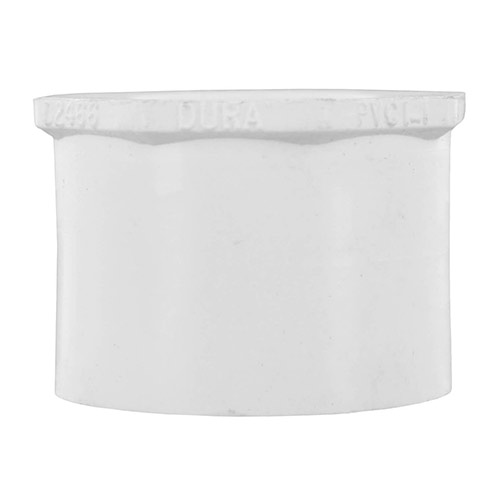 Spears 438-167 - 1-1/4 inch spigot x 3/4 inch fpt PVC Combination Reducing Bushing