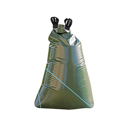 King Innovation 44020 Sapling Soaker 15 Gal Vertical Tree Watering Bag