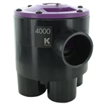 K-Rain 4404-RCW 4 Outlet 4 Zone Valve for Reclaim Water