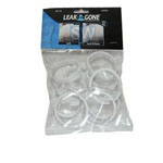 "45030 - King Innovation 1 1/2"" PVC Leak-B-Gone Rings (10/pkg)"