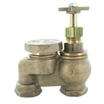 Champion 466P-075-C 3/4 in. Anti-Siphon Valve w/o Union-Red Brass