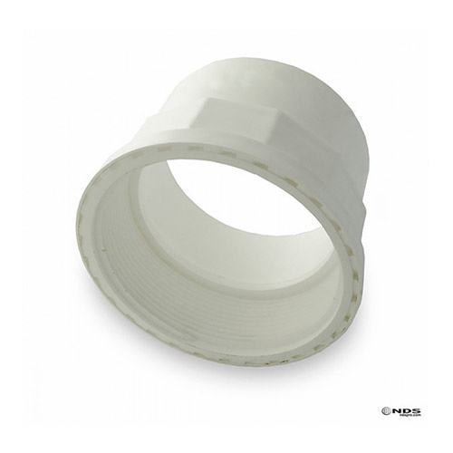 4P11 4inch PVC Female Adapter (HUB X FPT)