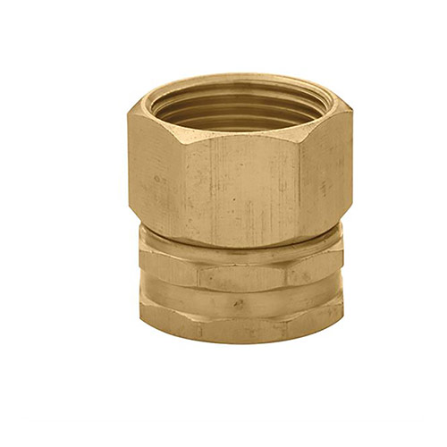 Orbit 53036-3/4 Swivel fht x fnpt Brass Adapter