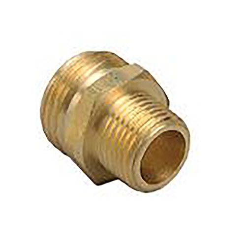 Orbit 53261-3/4 mht x 1/2 mnpt Brass Adapter
