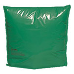 Dekorra 607-GN Green R-13 Insulation Pouch for Backflow Preventer