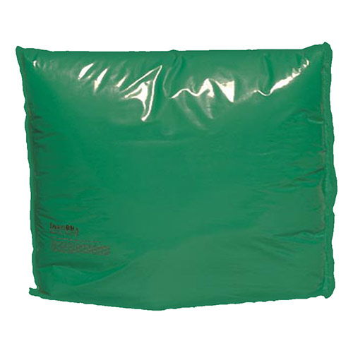 Dekorra 616-GN Green R-13 Insulation Pouch for Backflow Preventer