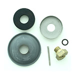 Rubber Parts Repair Kit with Bearing for 1-1/2 inch Valves