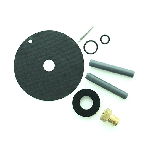Rubber Parts Repair Kit with Pin Bearingfor 1 & 1.25 inch Valves