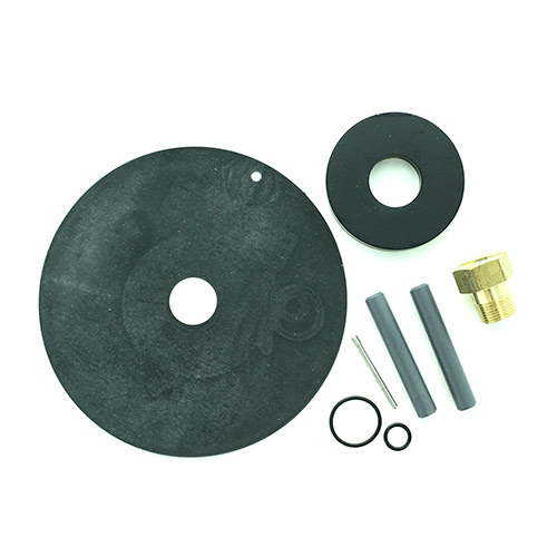 Rubber Parts Repair Kit with Pin Bearing for 2 and 2.5 inch Valves