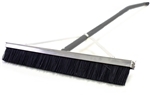 Midwest Rake 83928 28 in. Maximum-Duty Broom w/ 60 in. Aluminum Handle